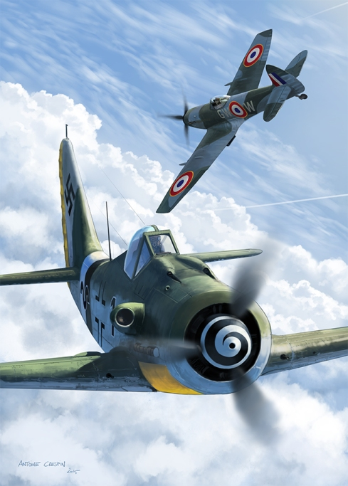 Fw190 D9 from JG26