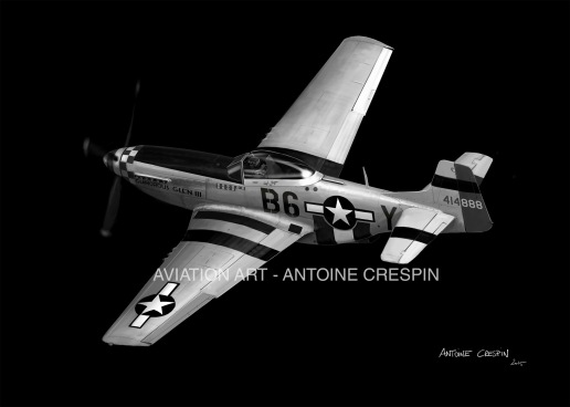 Chuck Yeager's Mustang