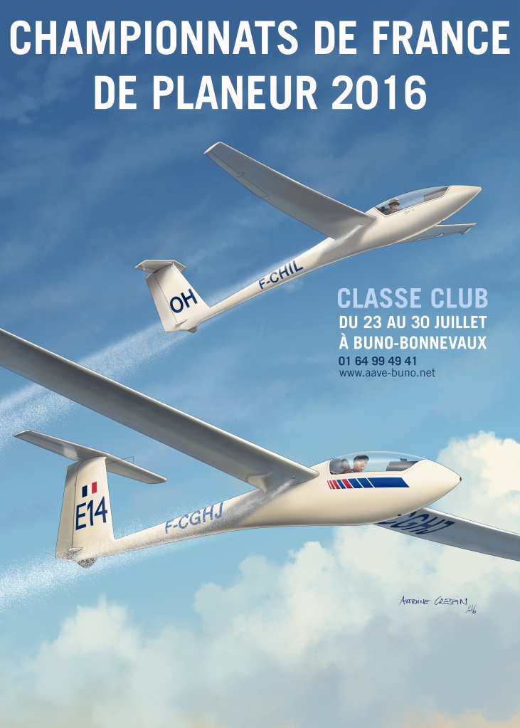 French Gliding Championships