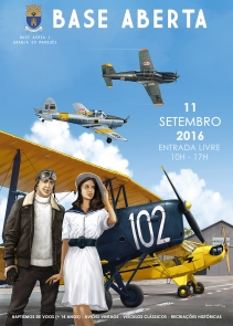 Air Show poster 2016