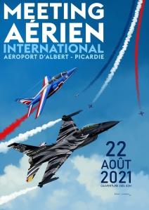 Affiche Albert 2021